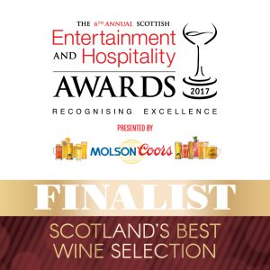 Elena's Restaurant is a finalist for the Entertainment Awards
